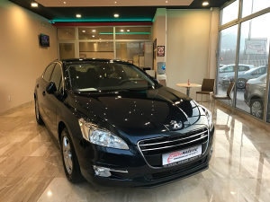 Peugeot 508 1.6 HDI 2013. god NAVY 84KW