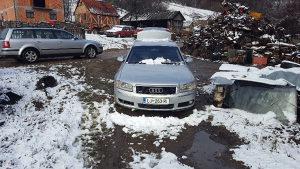 Audi A8 4.0 tdi u dijelovima