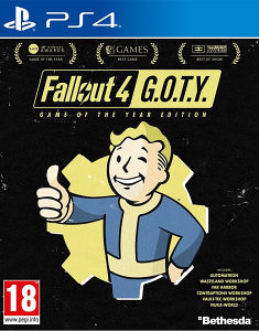 FALLOUT 4 GAME OF THE YEAR EDITION PS4. DIGITALNA IGRA