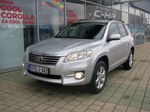 Toyota Rav4 2.2D-4D Limited