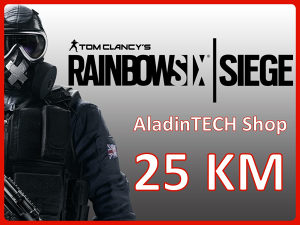 Tom Clancy's Rainbow Six Siege / STEAM / GIFT