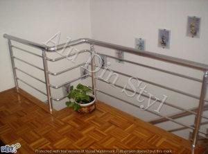 Aluminijske ograde visoki sjaj-ograde visokog sjaja