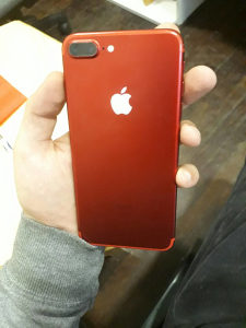 Apple iPhone 7 plus 256GB RED PRODUCT