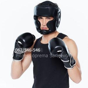 Rukavice za boks GRATIS Kaciga za glavu i Bandaze