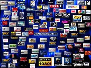 IPTV - digitalna televizija .