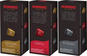 Kimbo kapsule za NESPRESSO aparate. POVOLJNO!