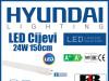LED cijev/LED cijevi 24W 150 cm