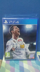 Fifa 18 PS4 Playstation 4