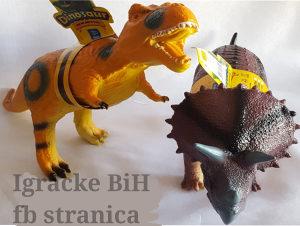 Dinosaurus na baterije NOVO!