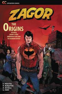 Zagor 6: The Origins (Epicenter Comics)