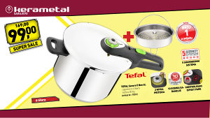 TEFAL Secure 5 Neo 6L