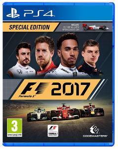 F1 2017 Formula One 1 (PlayStation 4 - PS4)