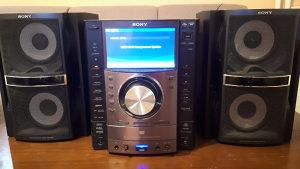 Sony MHC-GZR33Di System
