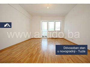 NOVOGRADNJA dvosoban stan na atraktivnoj lokaciji,Tuzla