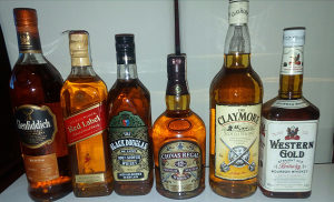 Whisky CHIVAS REGAL 12+ i drugi