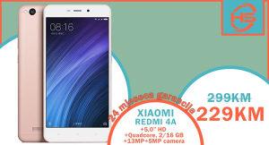 XIAOMI REDMI 4A 2GB/16GB EU GOLD