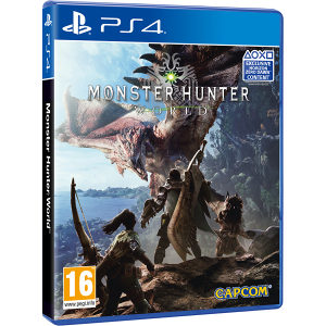 Monster Hunter World (PlayStation 4 - PS4)