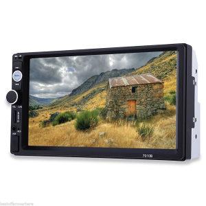 Auto Radio 2 DIN , Video, MP5, MP3 , USB, Touchscreen