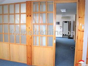 Adaptiran poslovni prostor 105m2 Čobanija Centar