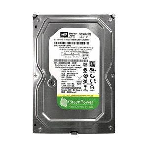 """Hard Disk HDD 500GB 3,5"""" Western Digital WD5000AVDS"""