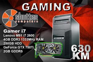 Gaming i7 - Gaming Računar i7 2600