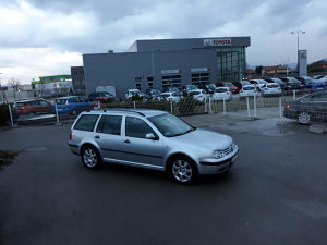 Golf 4 1.9 TDI 81 kw
