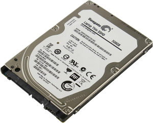 HDD 500GB za laptop