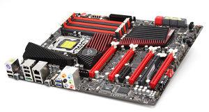 ASUS Rampage III Extreme LGA 1366 Intel X58 SATA 6Gb/s¸