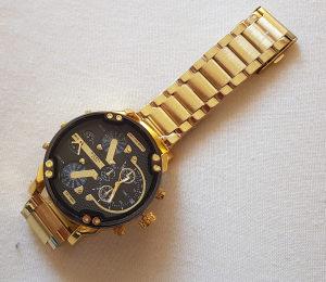 DIESEL muški sat (novo) GOLD jedini na OLX