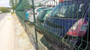 Otkup ošteceni havarisanih auta vozila udaren