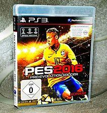 PES 16 2016 ZA PLAYSTATION 3 PS3 *ORGINAL* PS3