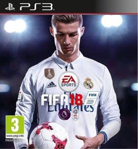 PS3 160gb + orginalna igrica Fifa 2018