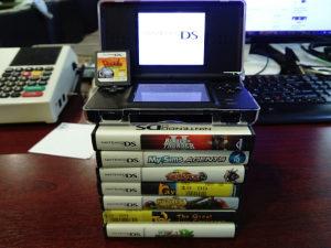 Nintendo DS Lite 9 igara Zenica