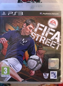 FIFA STREET ZA PLAYSTATION 3 PS3 *ORGINAL* PS3