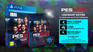 PES 2018 Legendary Edition (PlayStation 4 PS4) 18