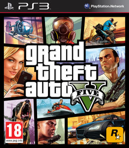 GTA 5 - (Playstation 3 -  PS3) GTA V - www.igre.ba
