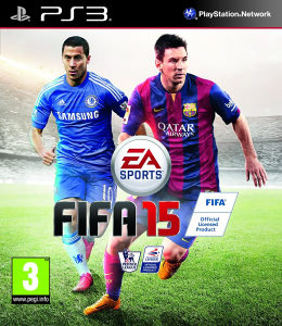 FIFA15 ZA PLAYSTATION 3 PS3 *ORGINAL* PS3
