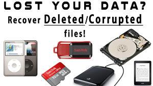 Data recovery - povrat podataka