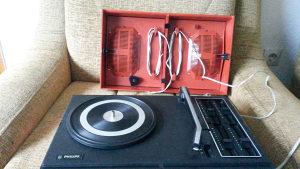 Grammafon philips 623