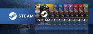 Steam Wallet Code 50 EUR