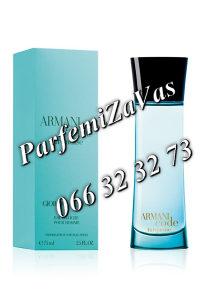 Armani Code Turquoise 75ml Tester M 75 ml