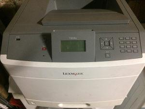 Lexmark laserski stampac