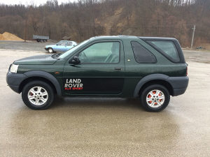 Land Rover Freelader  Plin 4X4