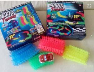 Magicna staza MAGIC TRACKS XXL pakovanje 220 dijelova