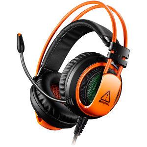CANYON Gaming headset 3.5mm jack plus USB