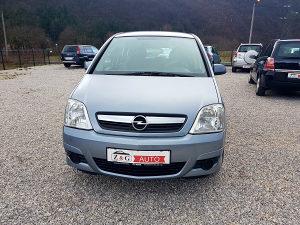 Opel Meriva 1.4/66KW benzin plin 2007g.p-NOV AUTO!!!