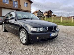 BMW 320 e46 2003 god FACELIFT LIMUZINA REGISTROVAN