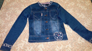 Dječija jakna i suknja