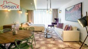 SIGENX prodaje: luksuzan apartman, Jahorina, 46 m2