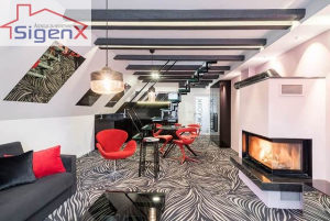 SIGENX prodaje: Luksuzan apartman, Jahorina, 66 m2